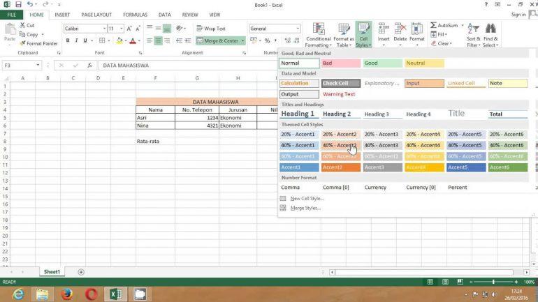 Kegunaan Microsoft Excel Dalam Berbisnis